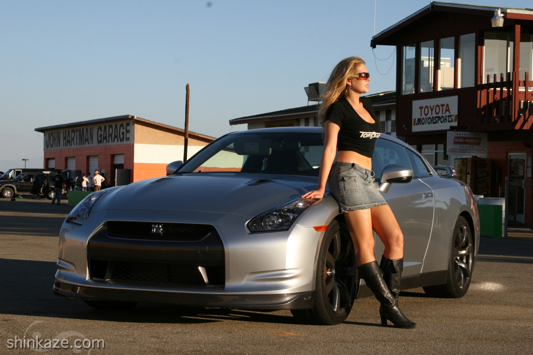 2009 Nissan GT-R Photoshoot
