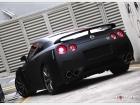 Flat Black GT-R